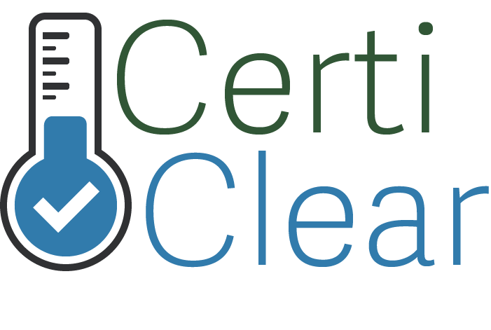 CertiClear Logo